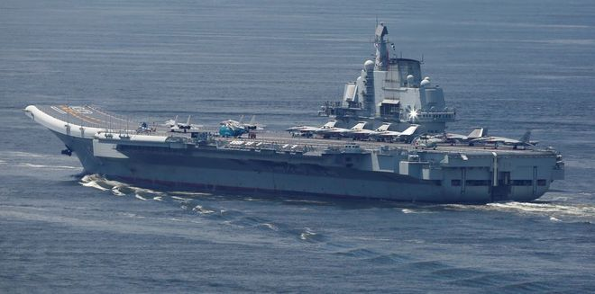 Amid tension with US, Beijing conducts drill in South China Sea
