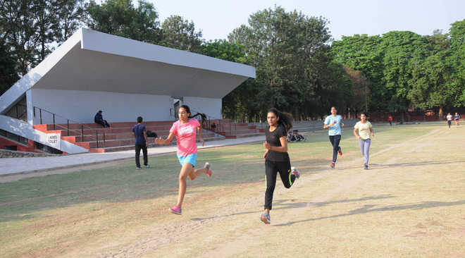 Relief for sportspersons preparing for contests
