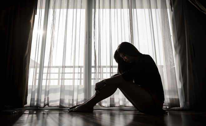 Man held for raping teen