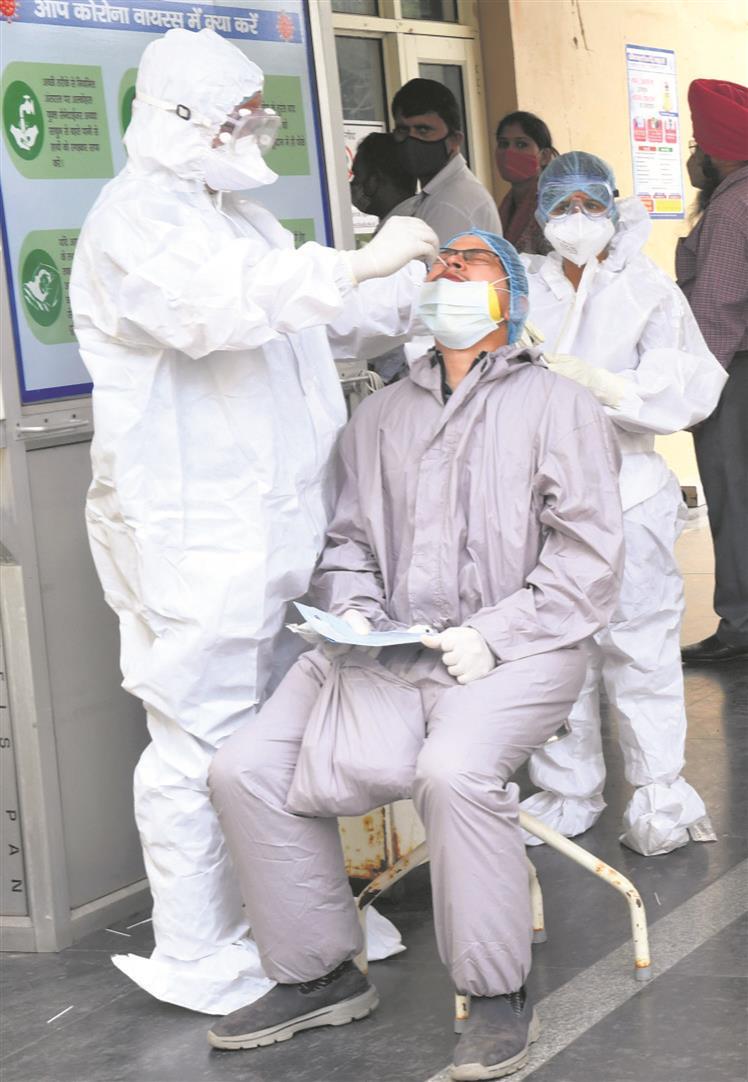 38 Covid deaths set alarm bells ringing