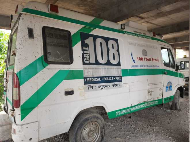 Kupvi CHC caters to 20,000 persons, but has no ambulance
