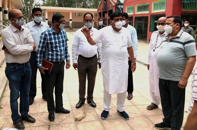 Rs 1 crore electric crematorium to come up at Shiv Puri: Arora
