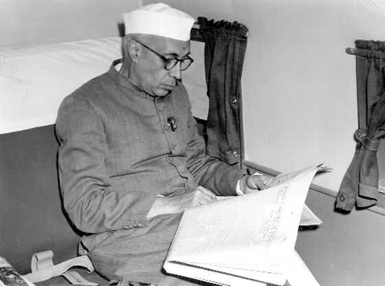 The day Nehru died