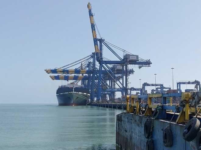 Adani Ports Q4 profit zooms 288% to Rs 1,321 cr