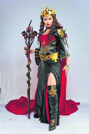 Lavina Tandon talks on her role in Nikki Aur Jadui Bubble
