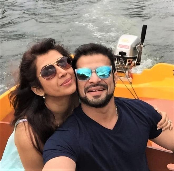Karan Patel pens a sweet note for wife Ankita