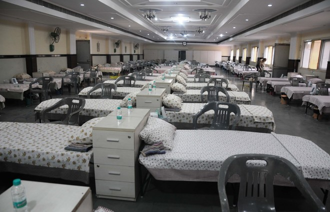 100-bed Covid centre opens in Karnal