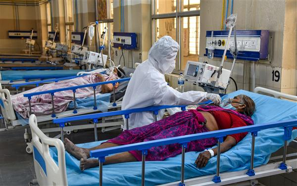 21 ICU beds vacant in Chandigarh, 161 occupied