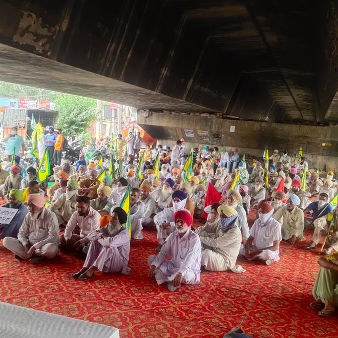 Despite lockdown, Labour Day celebrated
