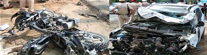 Five of a family, including  3 minors, killed in accident