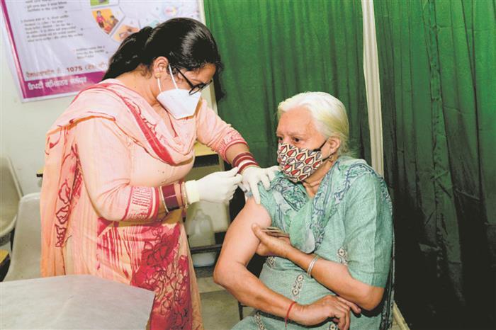 No doses, many Panjab centres shut