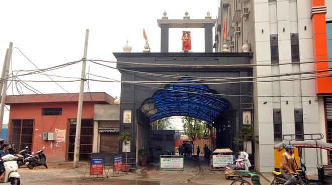 Despite NGT's advice, Shivpuri crematorium not relocated