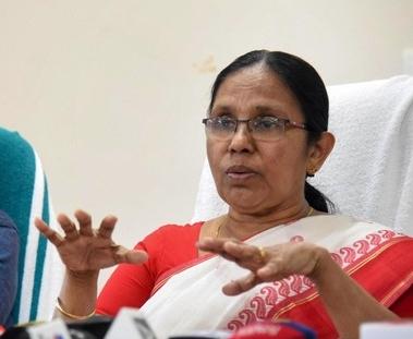 Kerala CM picks new team, top performer Shailaja dropped