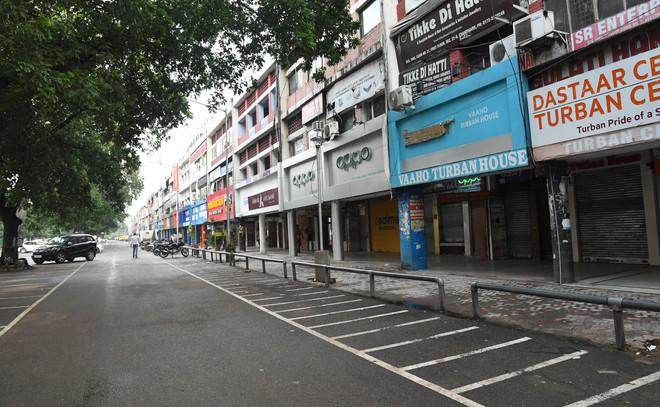 Weekend curfew to continue in Chandigarh