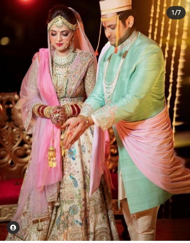 Comedian booked for flouting Covid norms at her wedding