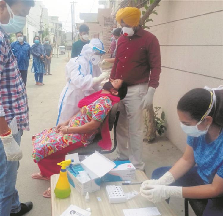 No vaccination for 45+ today in Patiala