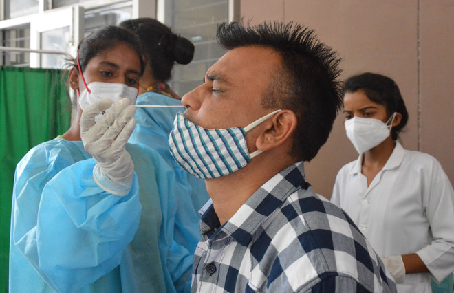1,386 test positive, 30 more succumb in Ludhiana