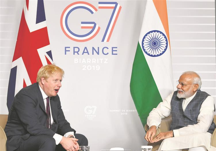 What India gains from revitalised ties with UK