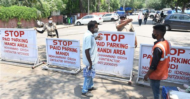 Curbs in 33 more Chandigarh areas