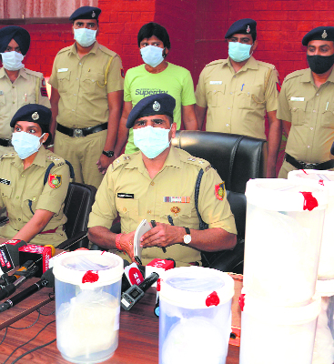 'Deep-rooted' drug racket, suspect was to get 'Rs5 lakh'