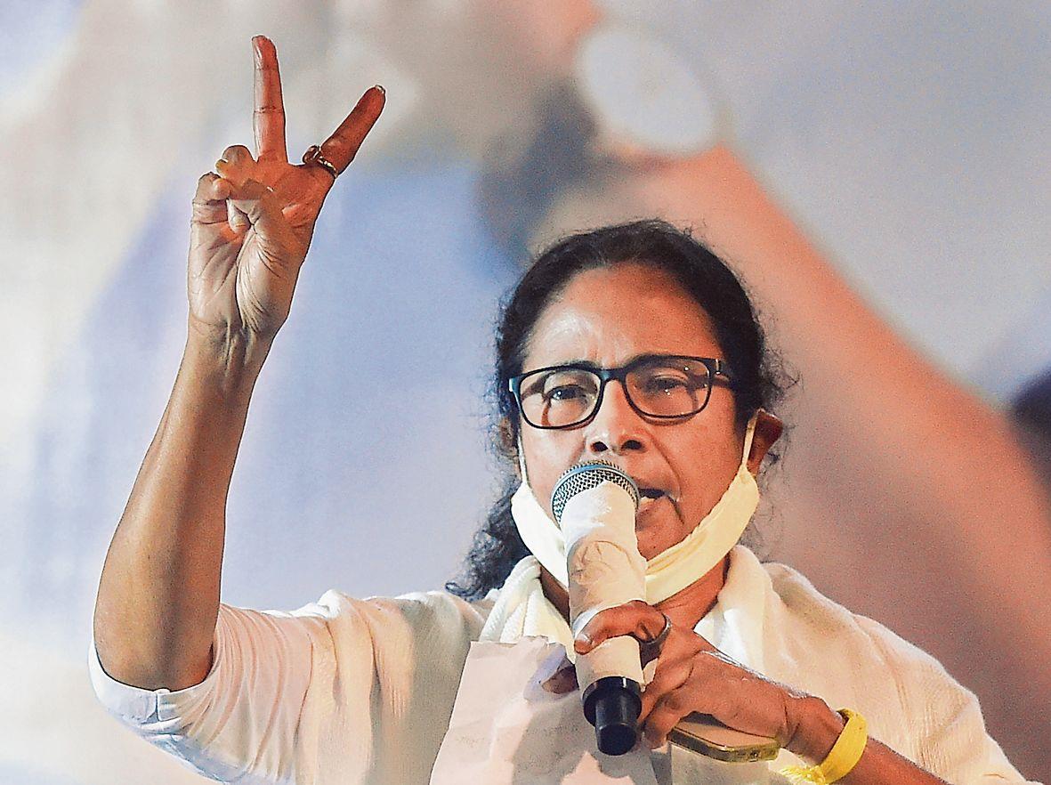 'Bengal saved India', Didi on landslide win