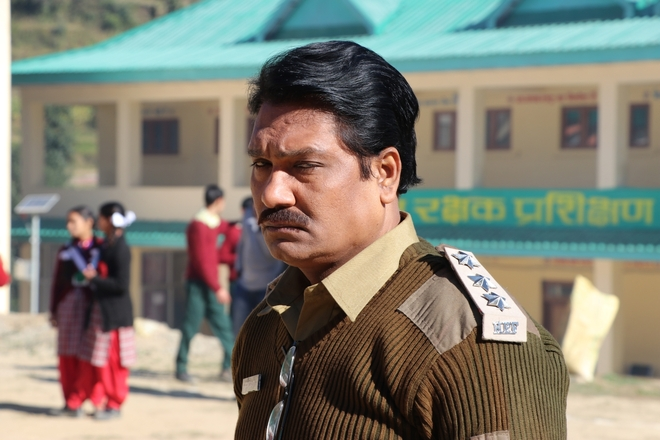 Aditya Shrivastava plays a forest officer