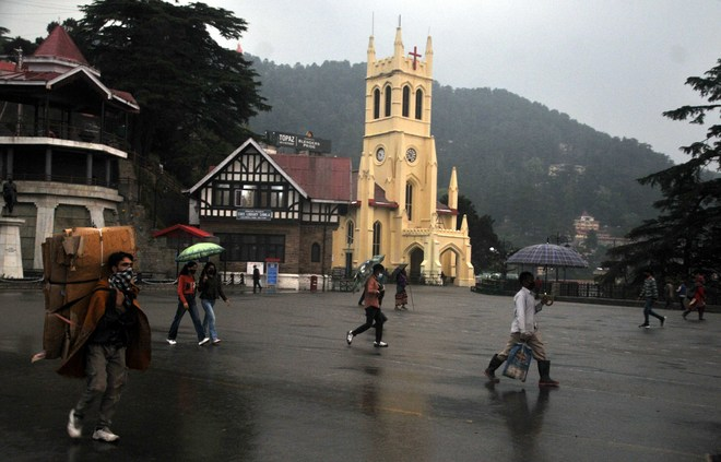 Farmers worried as storm, intermittent rain lash Himachal