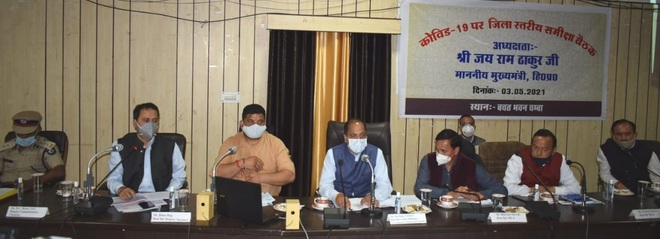 Health infra in Chamba to be beefed up: Thakur