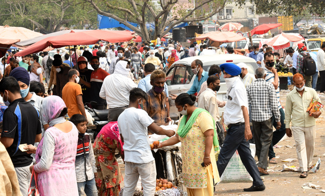 To battle raging virus, Chandigarh goes for more curbs