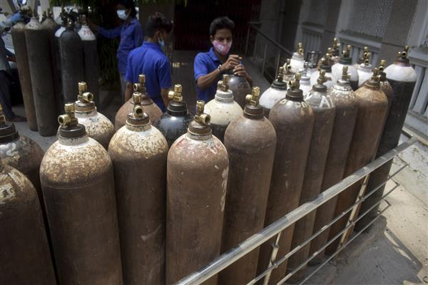 Fridkot NGO driver nabbed selling cylinders in Delhi