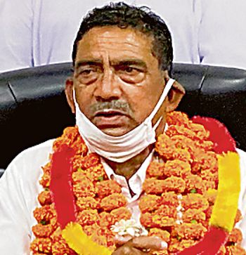Mohinder Ram elected Phillaur MC president