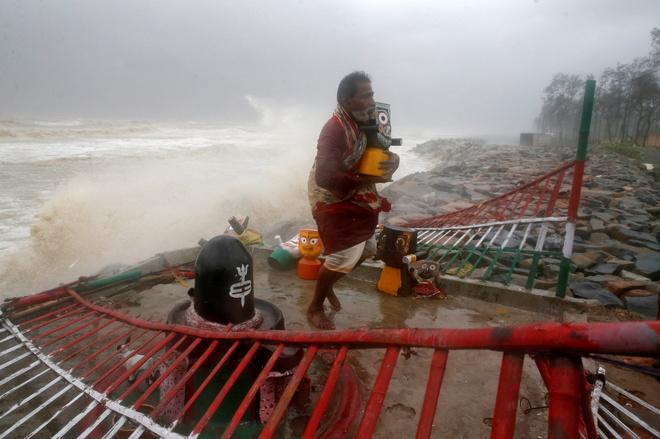 Managing Yaas disaster
