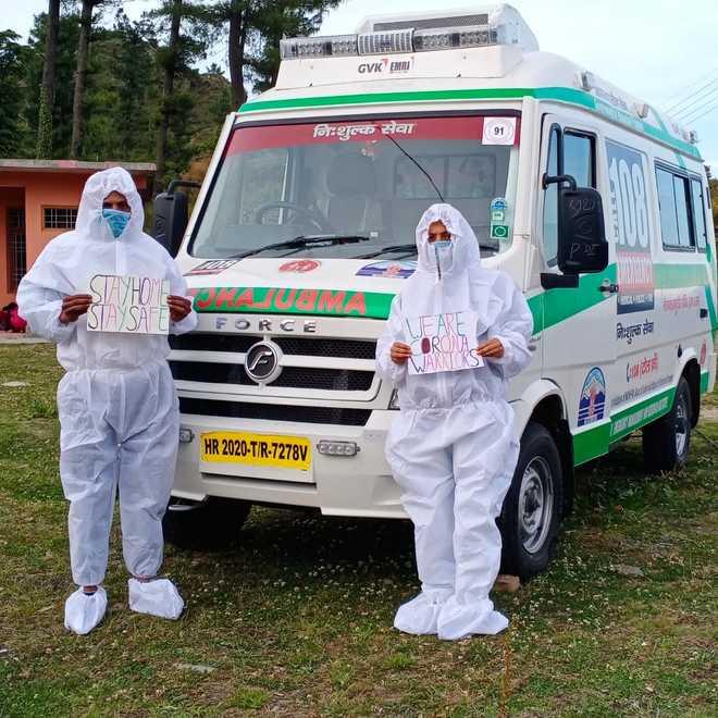 Engage idle ambulances for emergency: GVK EMRI head