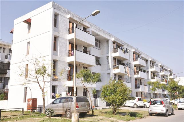 3BHK flat in Sector 63 goes for Rs 1.05 crore