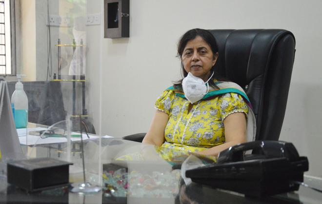 Dr Kiran Gill is new Civil Surgeon