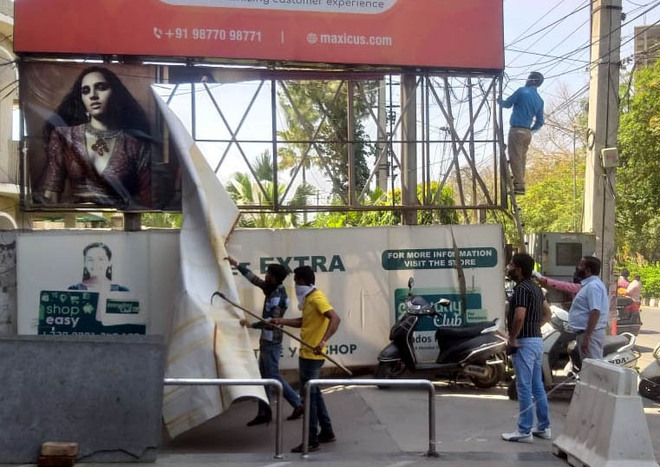 Acting tough on those who deface Amritsar