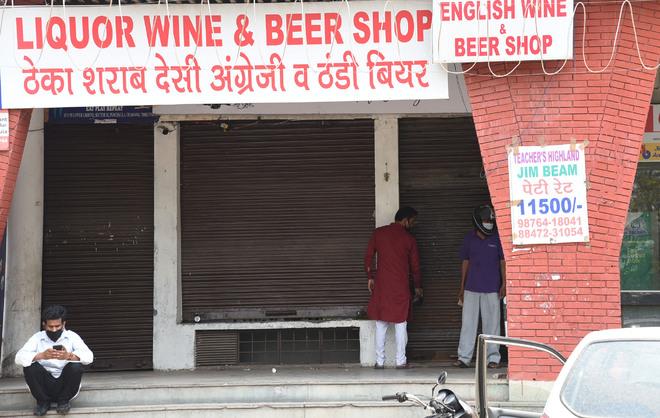 Lockdown: Cops set up nakas in Panchkula