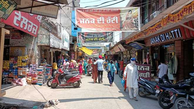 Norms relaxed for traders in Tarn Taran