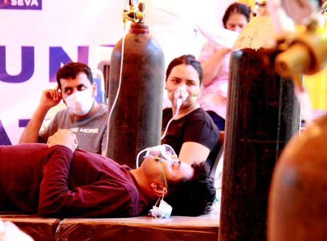 Centre moves Delhi High Court, wants order on oxygen recalled