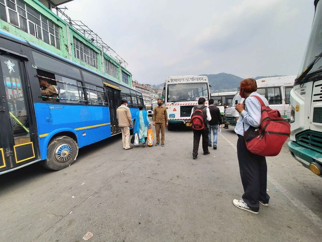 Strike successful, claim Himachal Pradesh bus operators