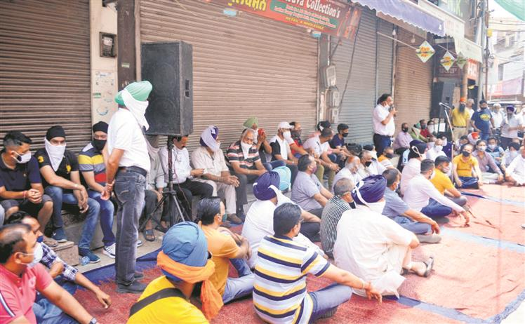 Will open all shops today, say Patiala traders