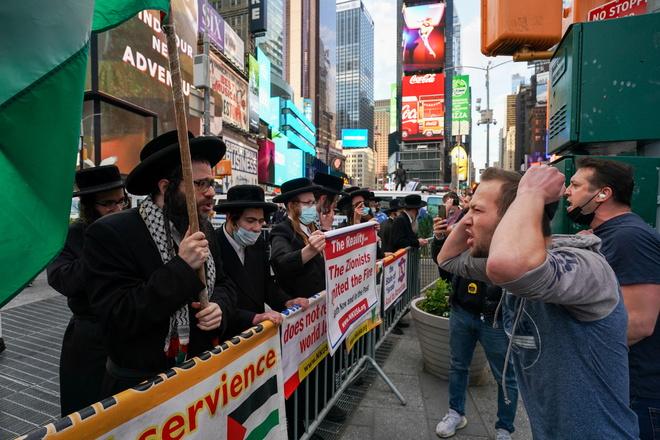 Jaishankar mum as  US tries to de-escalate Israel-Palestine conflict