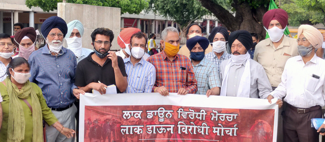 Beopar Mandal hits out at Chandigarh administration