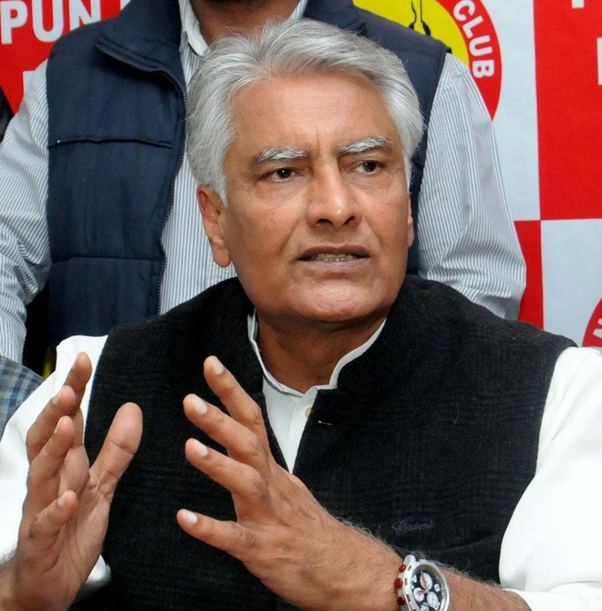 Jakhar: Congress's revival will start from Punjab
