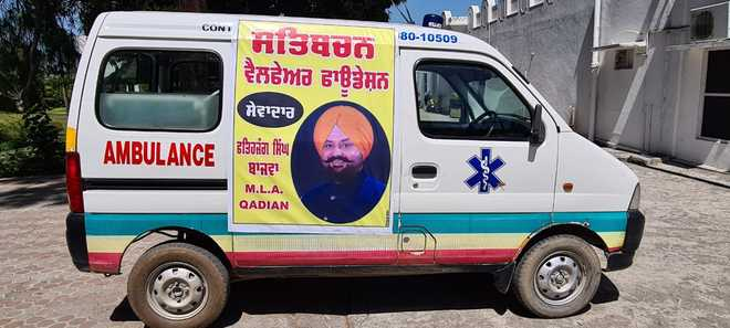 'Fateh' kits in short supply, Qadian MLA comes out with own