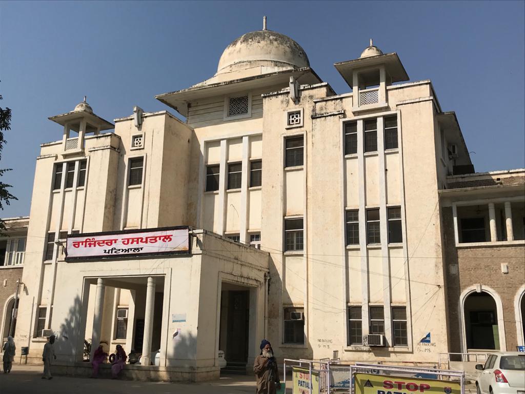 Two black fungus patients die at Rajindra Hospital
