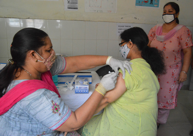 Ludhiana's Daily infections triple in month