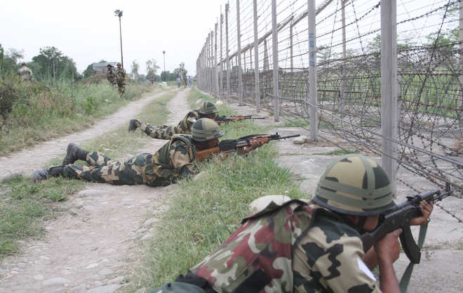Rangers open fire, pact breached within 6 weeks