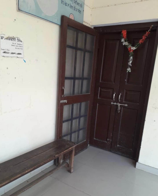Rural dispensaries shut, villagers left in lurch