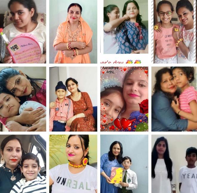 Mother's Day at Delhi Public School, Ambala